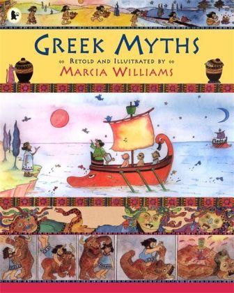 Greek Myths - Williams, Marcia