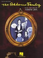 The Addams Family: Vocal Selections