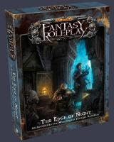 The Edge of Night [With Cards and Tokens, Player Handouts, Family Sheets and Adventure Book]