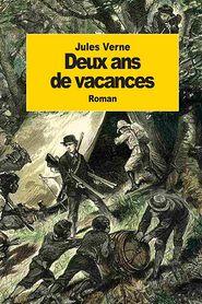 Deux ans de vacances Jules Verne Author