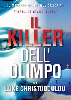 Il killer dell´Olimpo (eBook, ePUB)