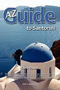 A to Z Guide to Santorini 2011