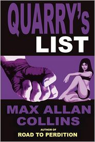 Quarry's List (Quarry Series #3) - Max Allan Collins