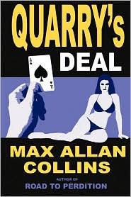 Quarry's Deal (Quarry Series #2) - Max Allan Collins