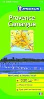 Michelin Zoom France: Provence, Camargue Map 113