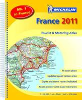 France 2011 Atlas (Tourist & Motoring Atlases)
