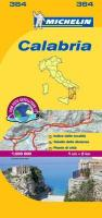 Michelin Map Italy: Calabria 364