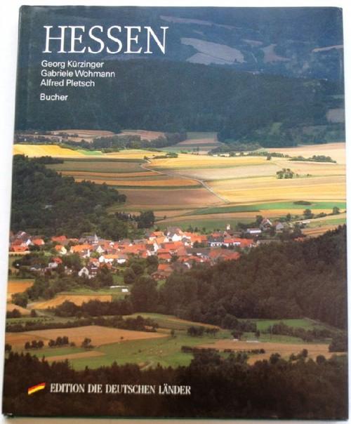 Hessen - Kürzinger, Georg Gabriele Wohmann und Alfred Pletsch