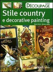 Stile country e decorative painting - Ferini Gloria