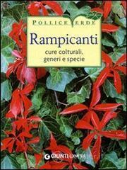 Rampicanti. Cure colturali, generi e specie