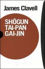 Shogun-Tai-Pan-Gai-jin - Clavell James