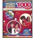 High School Musical. 1000 adesivi. Con adesivi