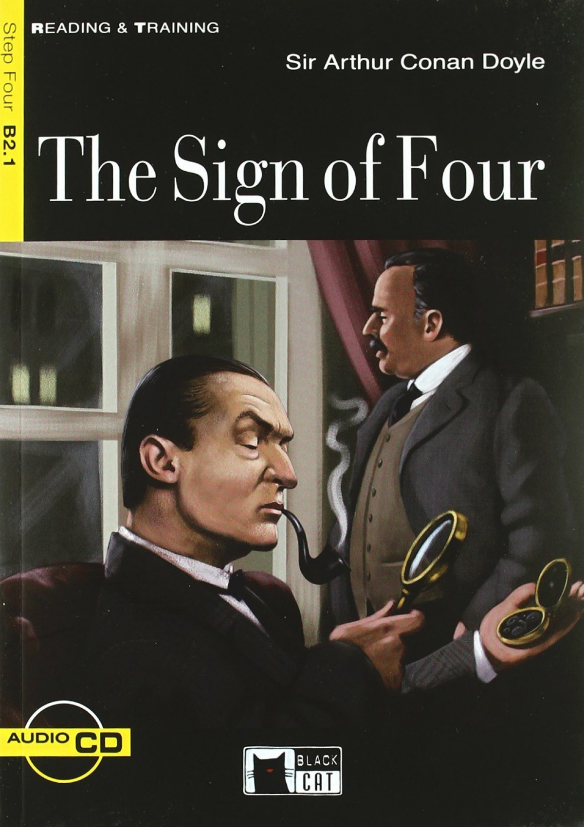 The Sign of Four (+CD) Reading and training B2 - Conan Doyle, Arthur