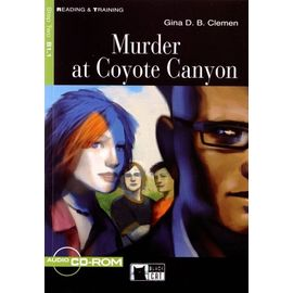 Murder At Coyote Canyon - (1 Cd-Rom) - Clemen Gina D. B.