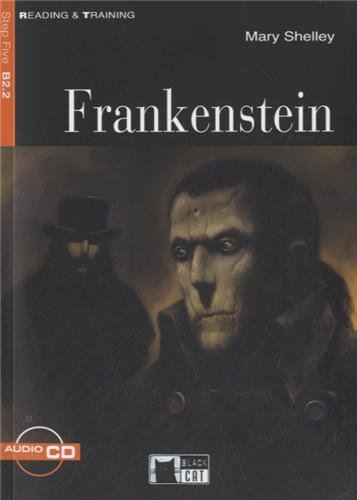 Frankenstein+cd (Reading & Training) - Mary Wollstonecraft Shelley
