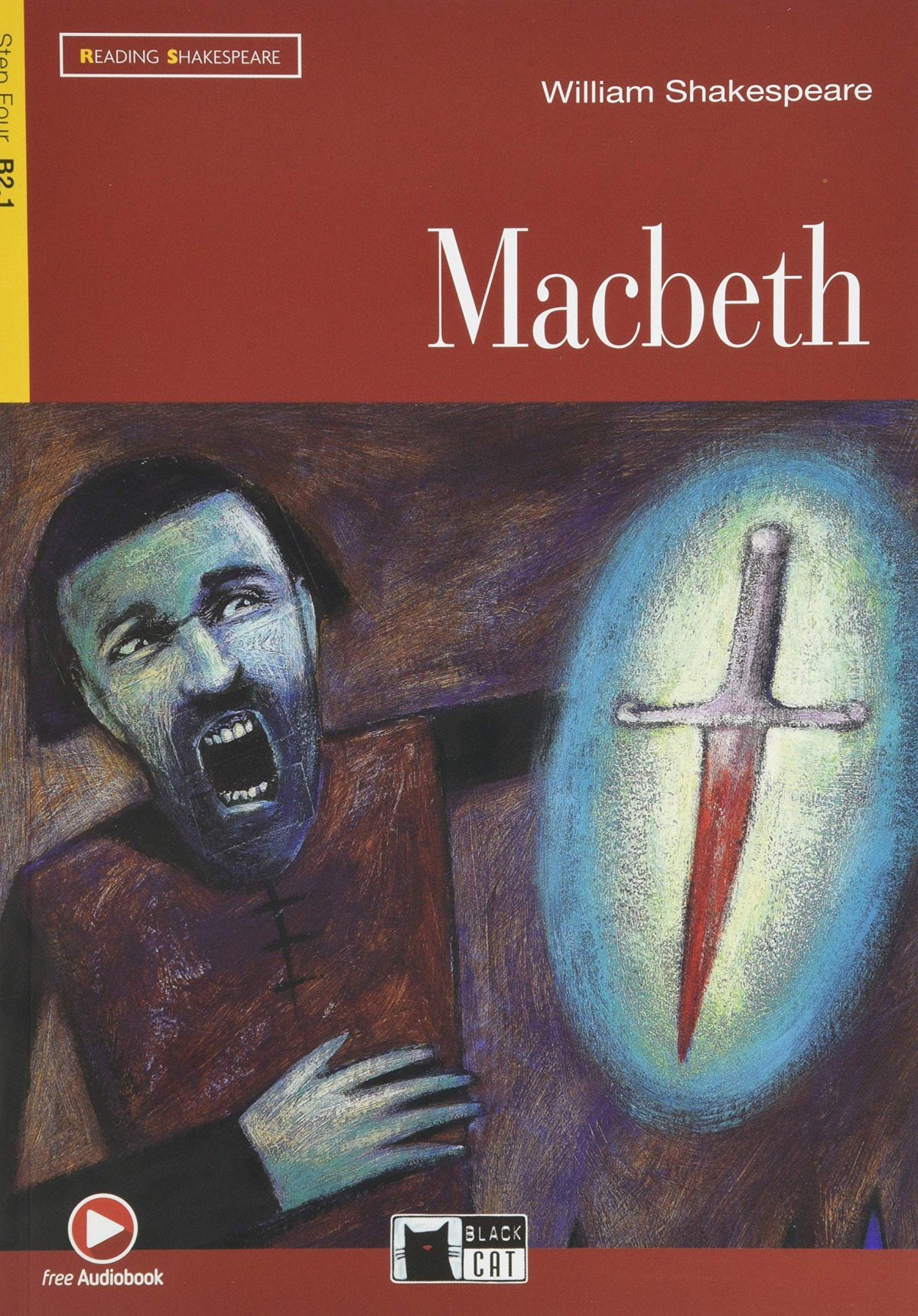 Macbeth. reading shakespeare b2.1. con cd - Shakespeare, William