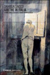 Goethe in Italia. Formazione estetica e teoria morfologica