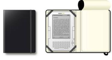 Ereader Cover: Compatible with Kindle 2