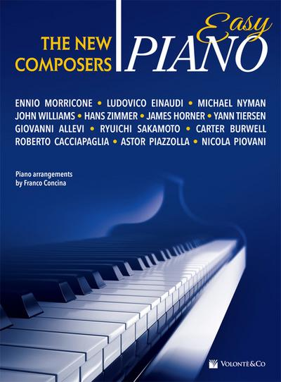 Easy Piano New Composer - VARIOUS