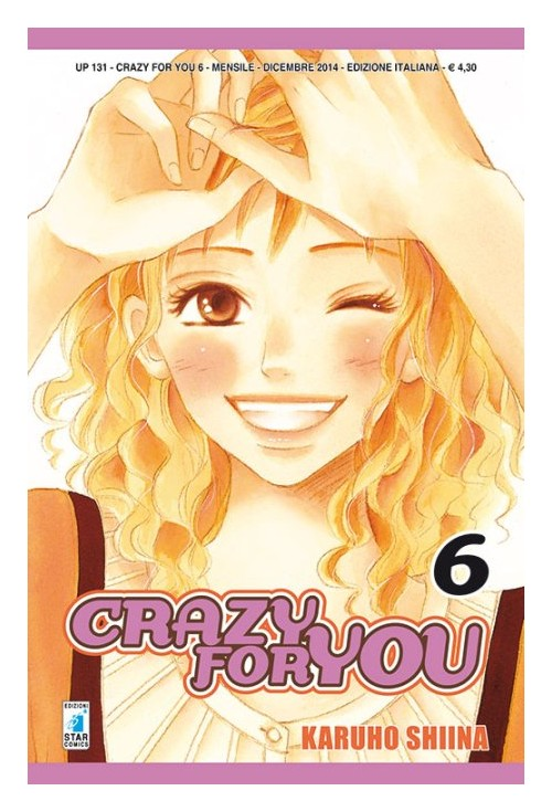 Crazy for you. Vol. 6 - Shiina Karuho