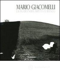 La figura nera aspetta il bianco - Giacomelli Mario