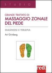 Grande trattato di massaggio zonale del piede