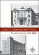 L' Institut Biblique Pontifical. Un siècle d'histoire (1909-2009)