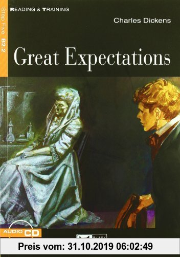 Gebr. - GREAT EXPECTATIONS+CD (Reading & Training)