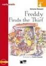 Freddy Finds the Thief + audio CD - Victoria Heward