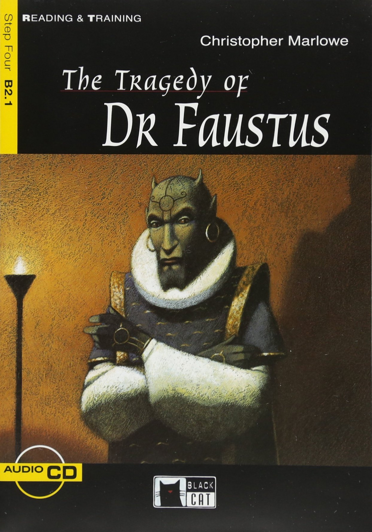 Dr faustus black cat - Marlowe, Christopher