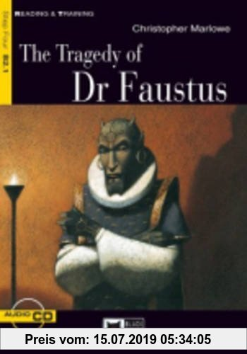 Gebr. - TRAGEDY OF DR FAUSTUS+CD (Reading & Training: Step 4)