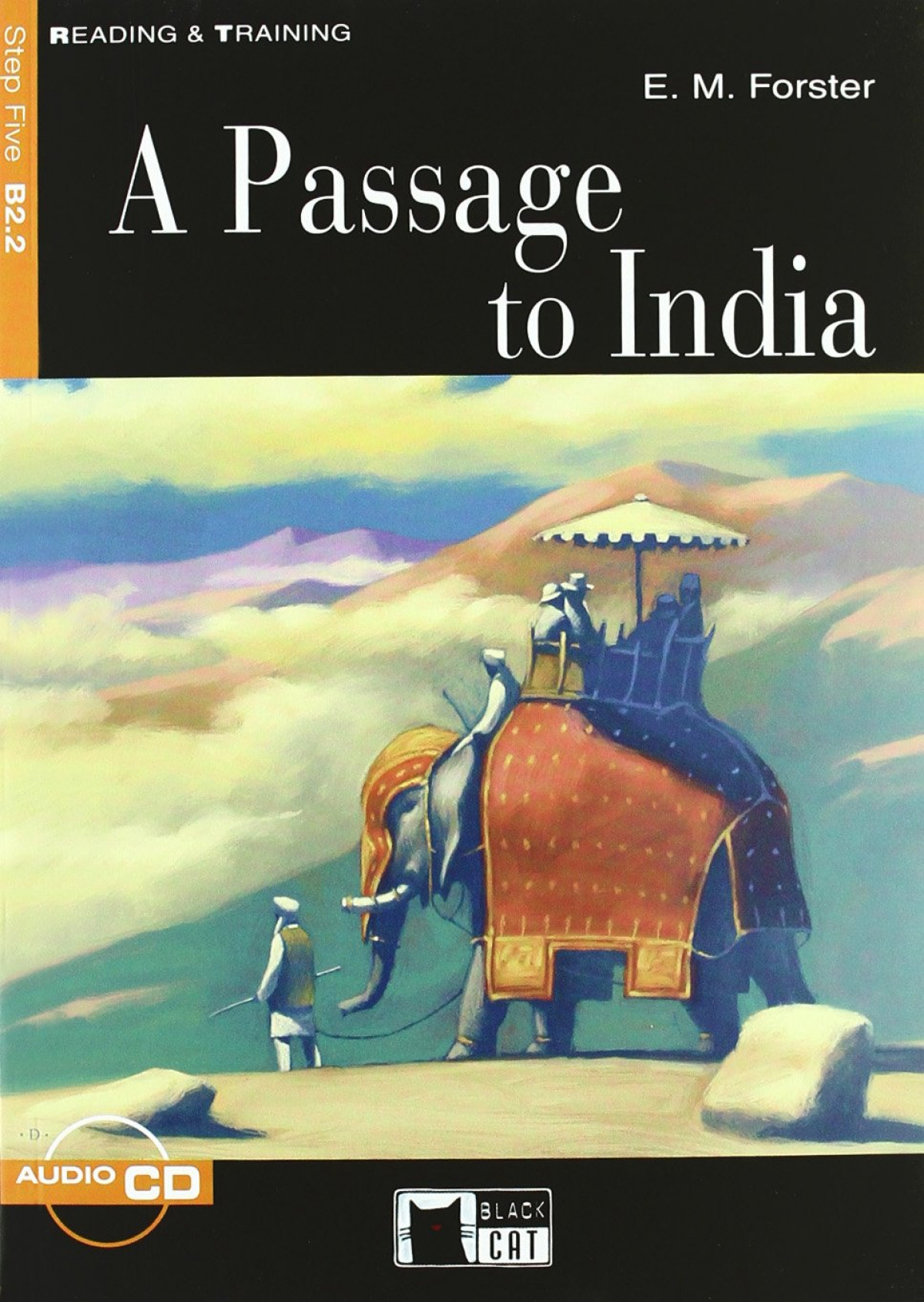 (interm)/passage to india,a (+cd)./reading & training - Foster