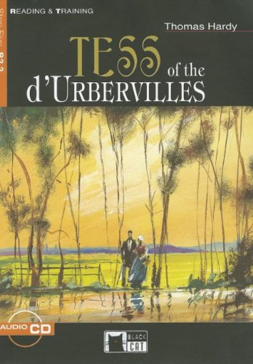 Tess of the d'urbervilles- black cat - Thomas Hardy