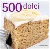 500 dolci
