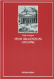 Studi draconziani (1912-1996)