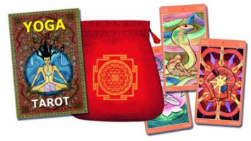 Yoga Tarot: Meditation and Energy Flow from a Yoga Master to the Tarot Cards