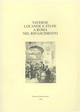 Taverne, locande e stufe a Roma nel tardo Medioevo