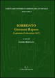 Sorrento. Giovanni Raparo (2 gennaio-31 dicembre 1437)