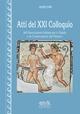 Atti del 21º Colloquio dell'Associazione italiana per lo studio e la conservazione del mosaico