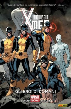 I Nuovissimi X-Men 1 (Marvel Collection) (eBook, ePUB)