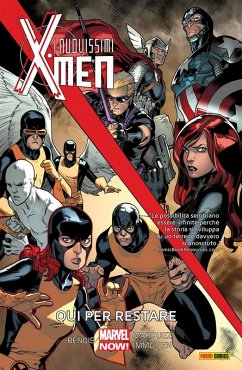 I Nuovissimi X-Men 2 (Marvel Collection) eBook - Brian Michael Bendis
