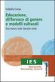 Educazione, differenze di genere e modelli culturali. Una ricerca sulle famiglie miste