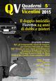 Quaderni vicentini (2015). Vol. 5