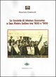 Le  società di mutuo soccorso a San Pietro Infine tra '800 e '900