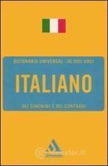 Italiano. Sinonimi e contrari - Folena Gianfranco