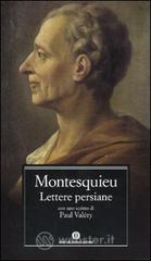 Lettere persiane - Montesquieu Charles L. de