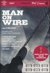 Man on wire. DVD. Con libro - Marsh James