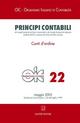 Principi contabili. Vol. 22: Conti d'ordine.