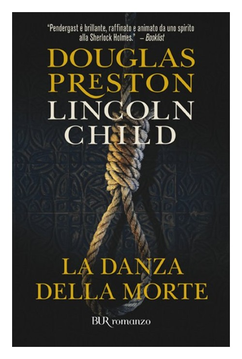 La danza della morte - Preston Douglas; Child Lincoln
