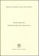 Sussidio applicativo del Motu pr. «Miti iudex Dominus Iesus»